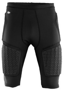 Basketball Padded Compression Shorts | Padded Compression ...